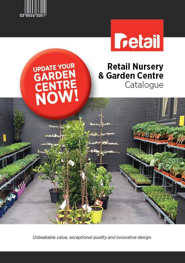garden brochure cover