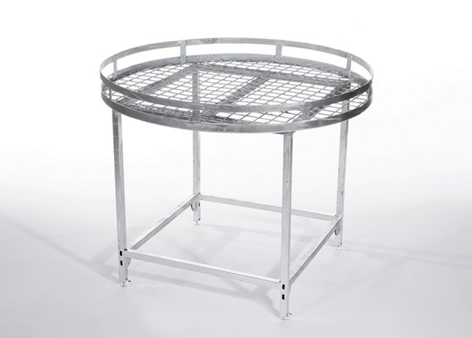 Round table stand large size by Detail Retail