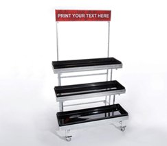 mobile plant stand garden retail