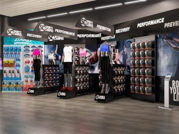 Campus-Sports-Retail-display-Branding