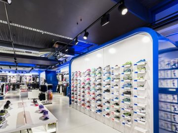 Intersport- Show Display-Retail-Store-Fitout-design